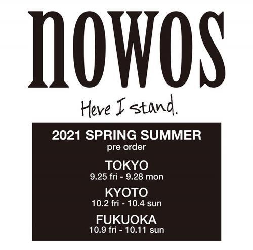 2021spring&summer collection preorder