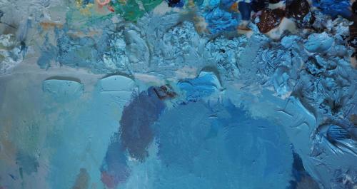 「青の囁き」